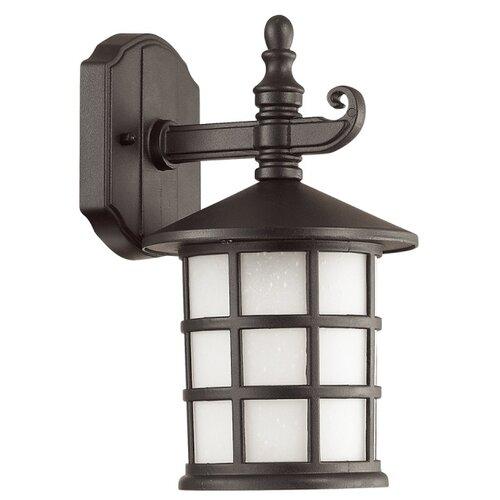 Odeon light Уличный настенный светильник House 4042/1W уличный настенный светильник odeon light bukle 2311 1w