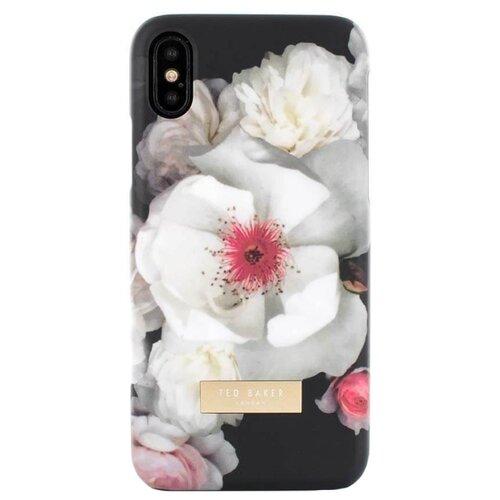 Купить Чехол TED BAKER Soft Feel Hard Shell Namala Case для Apple iPhone X/Xs Kamala Chelsea Black