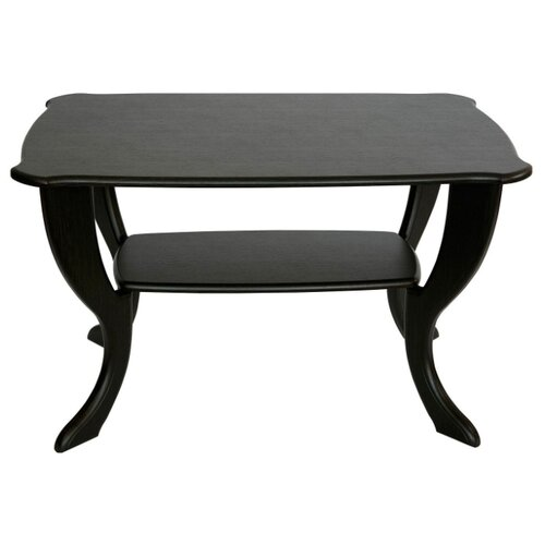 Столик журнальный Калифорния мебель Маэстро СЖ-01, ДхШ: 90 х 60 см, венге детские столы и стулья калифорния мебель стол журнальный маэстро сж 01