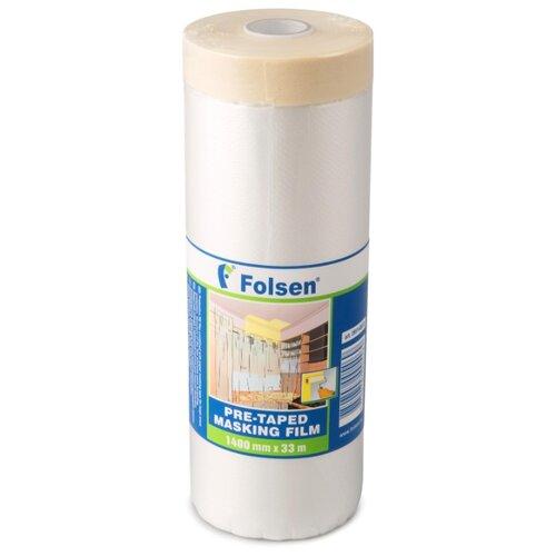 Защитная пленка Folsen 99140033, 33 м, прозрачный