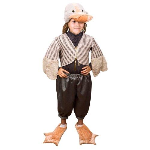 Купить Костюм Elite CLASSIC Гадкий утенок, серый, размер 28 (116), Карнавальные костюмы