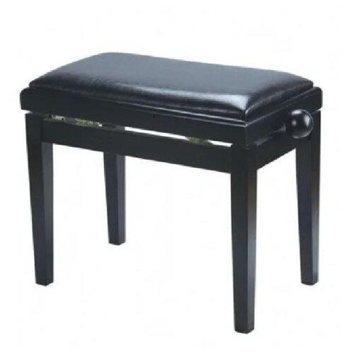 Банкетка Rin HY-PJ018A-SATIN черный салфетница yamazaki rin с крышкой