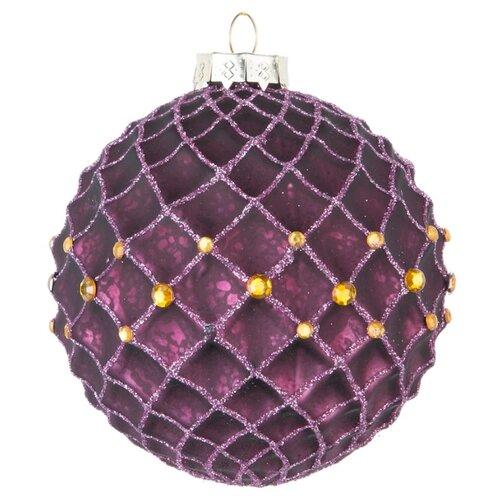 Набор шаров KARLSBACH 08516/08517/08518, фиолетовый