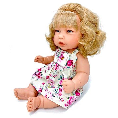 Кукла Manolo Dolls Noa nino, 48 см, 8057 кукла младенец manolo dolls мягконабивной canguros 30см 4500
