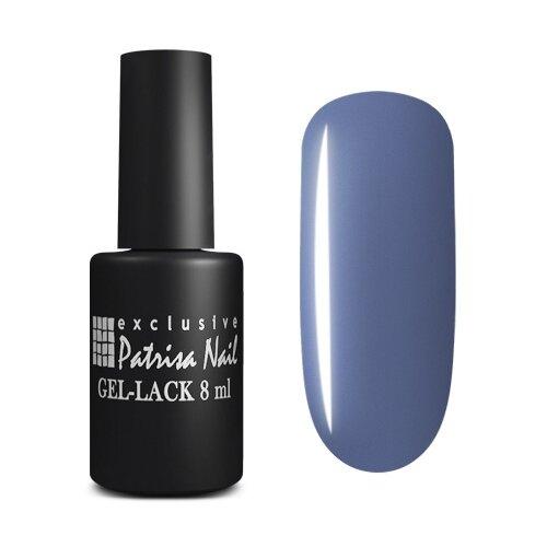 Гель-лак для ногтей Patrisa Nail Tweed Trend, 8 мл, оттенок №471 Разбеленный синий patrisanail гель лак tweedtrend 462