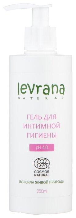 Levrana Гель для интимной гигиены, 250 мл — купить по выгодной цене на Яндекс.Маркете