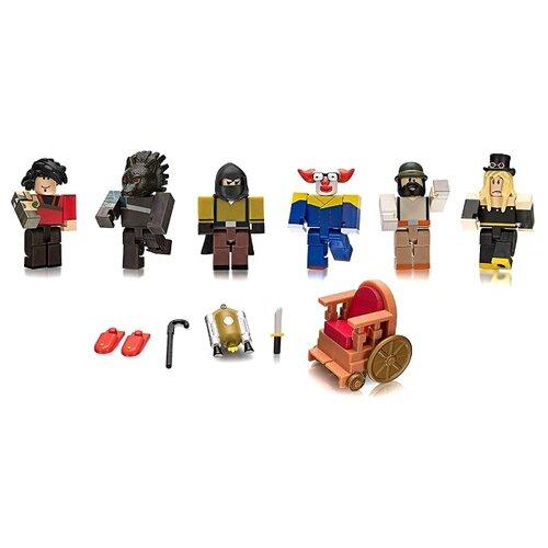 Игровой набор Jazwares Roblox Night of The Werewolf ROB0214, Игровые наборы и фигурки  - купить со скидкой