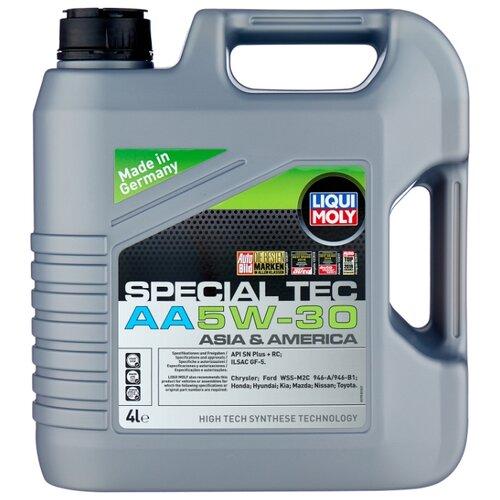 цена на Моторное масло LIQUI MOLY Special Tec AA 5W-30 4 л