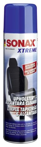 SONAX Очиститель для обивки салона и алькантары автомобиля Xtreme 206300, 0.4 л