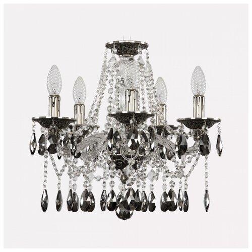 Люстра Bohemia Ivele Crystal 1613 16113/5/141 NB K781, E14, 200 Вт люстра bohemia ivele crystal 1771 1771 12 220 b nb e14 480 вт