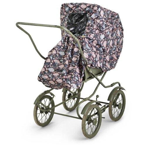 Купить Elodie Details дождевик Midnight Bells коричневый с принтом, Аксессуары для колясок и автокресел