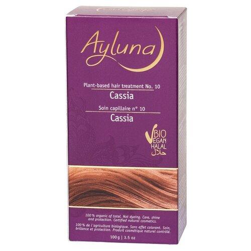 Ayluna Порошок-маска для волос растительная №10 Кассия, 100 г