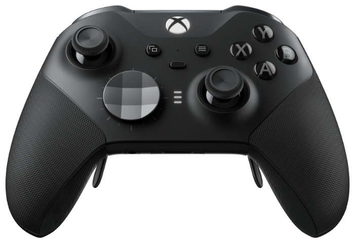 Геймпад беспроводной Microsoft Xbox One Wireless Controller Elite Series 2 (Black) Черный (FST-00004) (Xbox One)