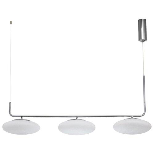 Люстра светодиодная De Markt Ауксис 722010803, LED, 90 Вт люстра светодиодная de markt ауксис 722010404 led 24 вт