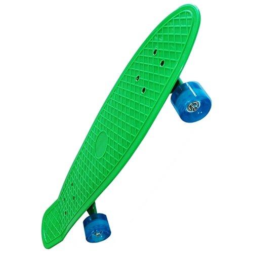 Лонгборд Moove&Fun PP2708-1 зеленыйСкейтборды и лонгборды<br>