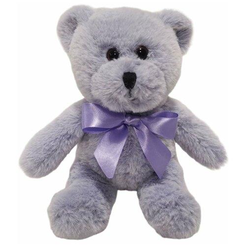 Фото - Мягкая игрушка Fluffy Family Мишка Зефирка голубой 19 см мягкая игрушка fluffy family мишка зефирка голубая 19 см 681866