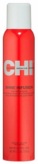CHI Спрей блеск для волос Shine infusion