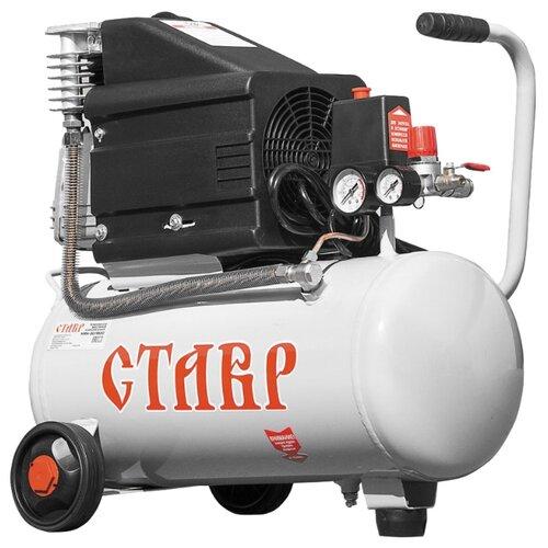 цена на Компрессор масляный СТАВР КМК-30-1800, 30 л, 1.8 кВт