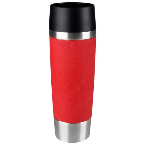 Фото - Термокружка EMSA Travel Mug Grande, 0.5 л красный термокружка emsa travel mug grande 0 5 л красный