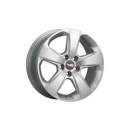 Фото - Колесный диск LegeArtis GM71 7x17/5x105 D56.6 ET42 Silver колесный диск legeartis gm530 7x17 5x105 d56 6 et42 mbf