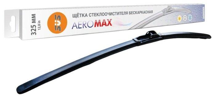 Щетка стеклоочистителя бескаркасная SVS AeroMax (440002000) 325 мм