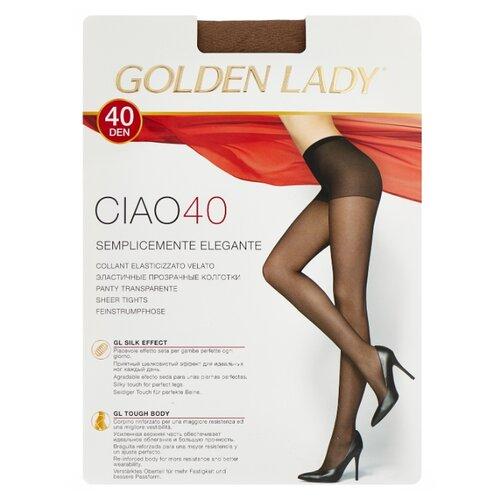 Колготки Golden Lady Ciao, 40 den, размер 3-M, daino (бежевый) колготки golden lady armonia 40 den размер 3 m daino бежевый