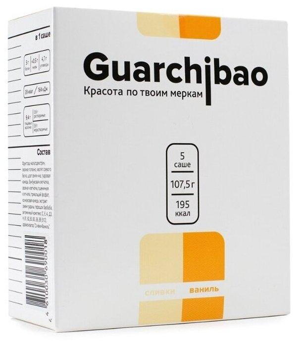 Guarchibao Фитококтейль без сахара Dianorm Сливки-Ваниль
