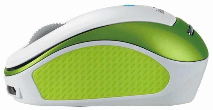 Мышь Genius Micro Traveler 9000R White-Green USB