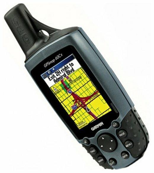 Навигатор Garmin GPSMAP 60Cx