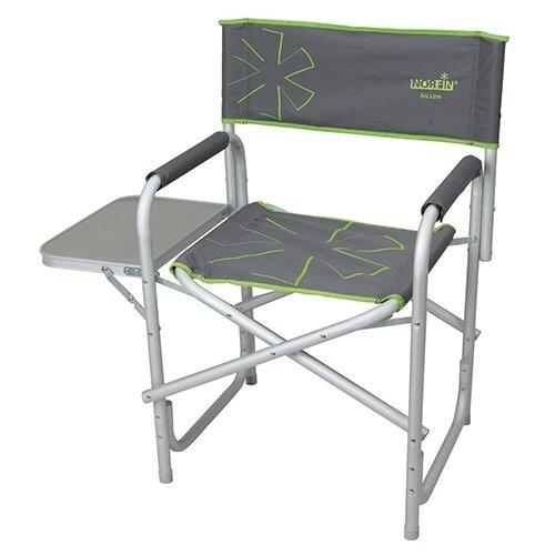 Кресло Salmo Vantaa NF серый/зеленый