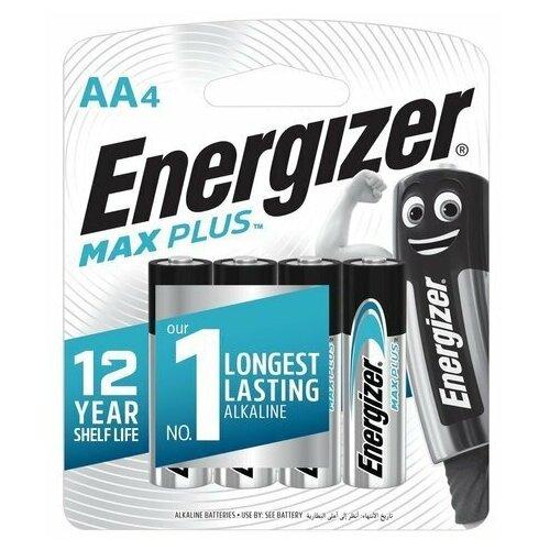 Фото - Батарейка AA LR6 ENERGIZER MAX PLUS 12 шт батарейка energizer ultimate lithium aa 4 шт