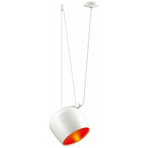 Потолочный светильник Odeon Light Foks 4103/1, E27, 40 Вт светильник odeon light foks 4103 3 e27 120 вт