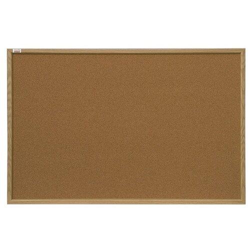 Фото - Доска пробковая 2x3 TC456 (45х60 см) коричневый доска пробковая 2x3 60x90cm tc96