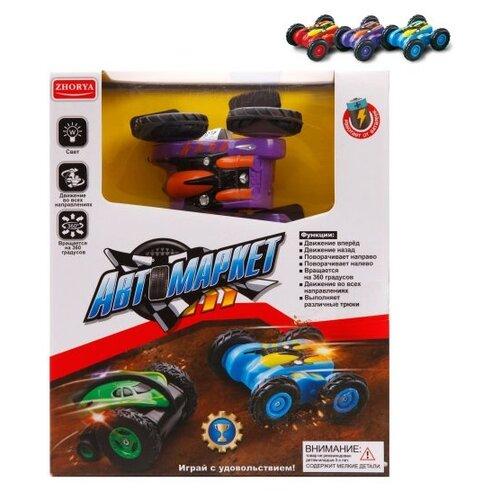Купить Машина р/у Наша Игрушка серия Автомаркет, свет, встроенный аккумулятор, USB шнур (ZYB-B2738-1), Наша игрушка, Радиоуправляемые игрушки