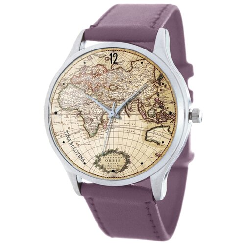 Наручные часы TINA BOLOTINA Старая карта Extra будильник tina bolotina лондон awo 009
