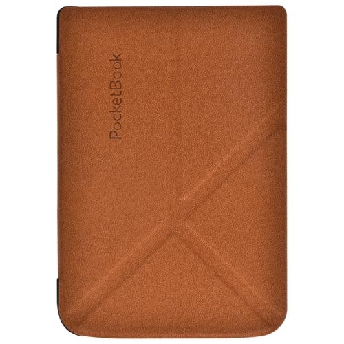 Обложка PocketBook 616, 627, 632, 633 Original Трансформер PBC-627-BRST-RU Коричневый