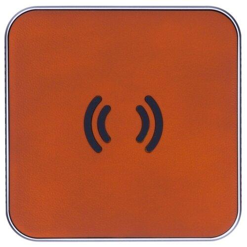 Беспроводная сетевая зарядка Rombica NEO Energy коричневый