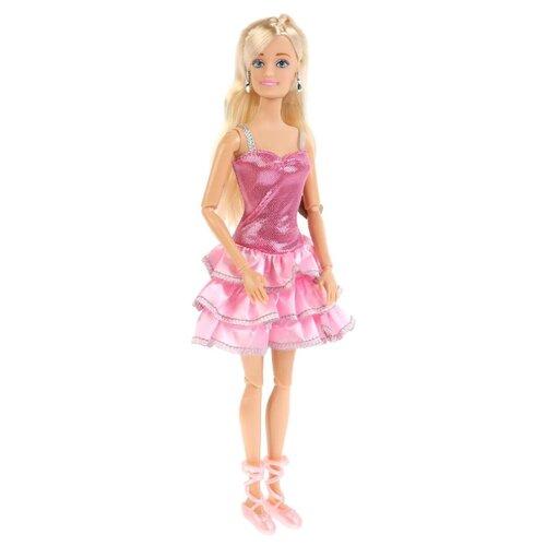 Купить Кукла Карапуз София балерина, 29 см, 99196-S-AN, Куклы и пупсы