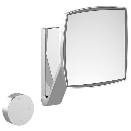 Зеркало косметическое настенное KEUCO iLook_ move (17613019002) с подсветкой хром
