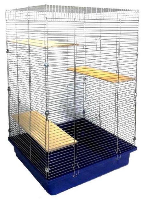 Клетка для грызунов Вака Макси 86532 52х58х97 см