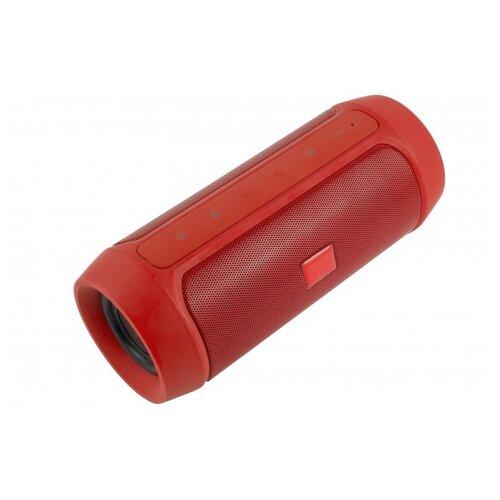 Портативная акустика Red Line BS-02 красный
