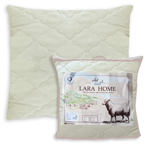 ПП Подушка 70*70 Lara Home Wool