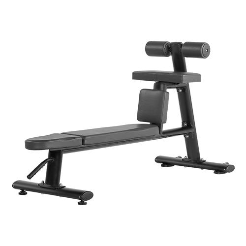 Скамья Bronze Gym H-035 черный