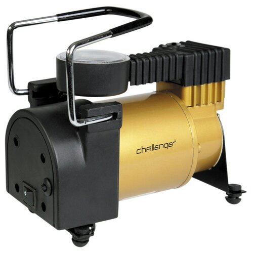 Автомобильный компрессор Challenger CHX-303 темно-желтый