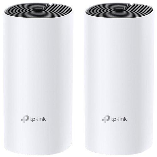 Фото - Wi-Fi Mesh система TP-LINK Deco M4 (2-pack), белый mesh wi fi система tp link deco m5 2 pack