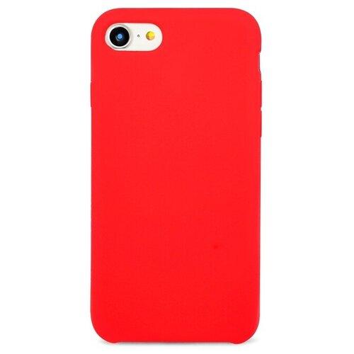 Купить Чехол-накладка Pastila Silicone Case для Apple iPhone 7/iPhone 8 красный