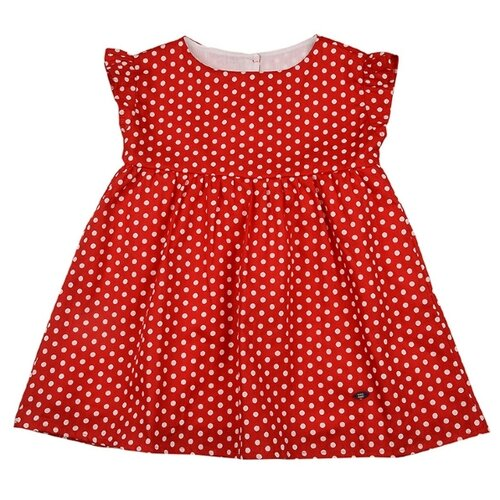 Платье Mini Maxi размер 98, красный платье oodji ultra цвет красный белый 14001071 13 46148 4512s размер xs 42 170