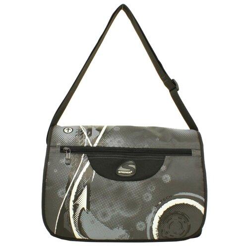 Купить Школьная сумка Steiner Hi Tech 11-211-143 черный/серый, Школьные сумки