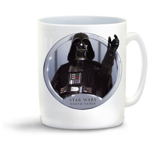 printio звездные войны дарт вейдер Кружка с приколом звездные войны Дарт Вейдер Star wars princess Darth Vader