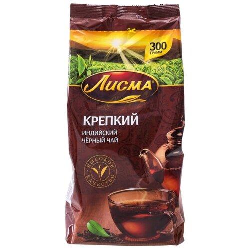 Чай черный Лисма Крепкий, 300 г